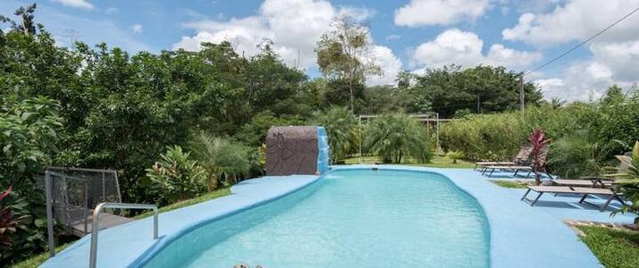 Arenal Luxury Paradise - Piscine
