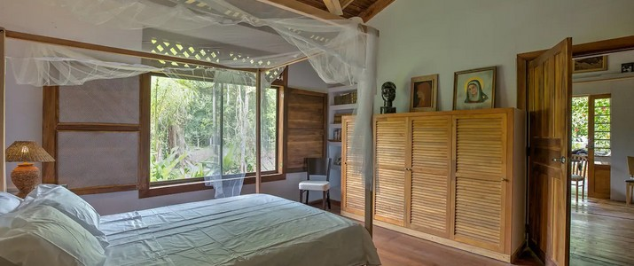 Chambre Villa Mango