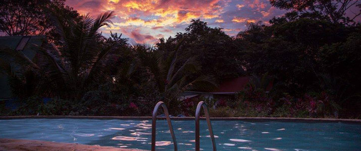 Casa Colores piscine