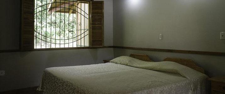 Hacienda Baru Pacifique Sud Dominical Costa Rica Hotel Chambre