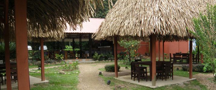 Hacienda Baru Pacifique Sud Dominical Costa Rica Hotel Espace Exterieur