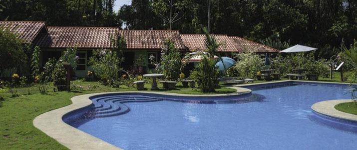 Hacienda Baru Pacifique Sud Dominical Costa Rica Hotel Piscine