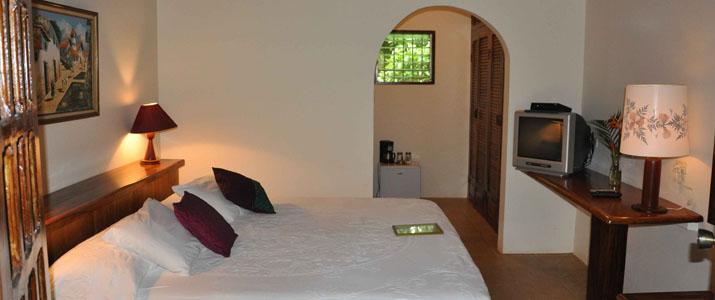 hôtel Magella In, Caraïbes Sud Cahuita Chambre double