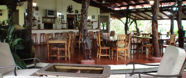 Hotel de Campo Espace détente Costa Rica