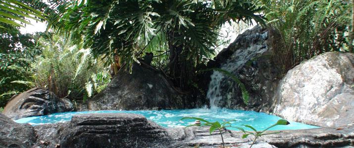 Hotel de Campo Nature costa rica Piscine