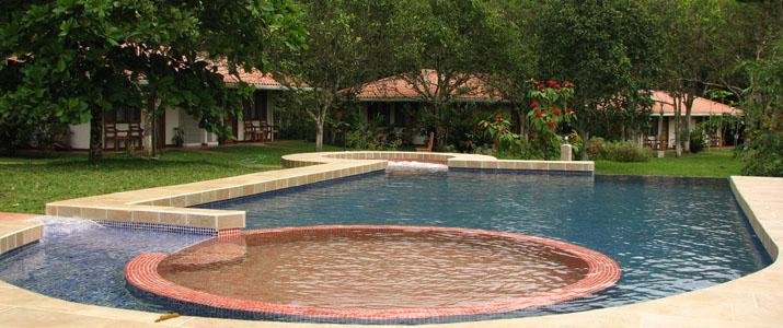 Hotel de Campo Piscine Costa rica