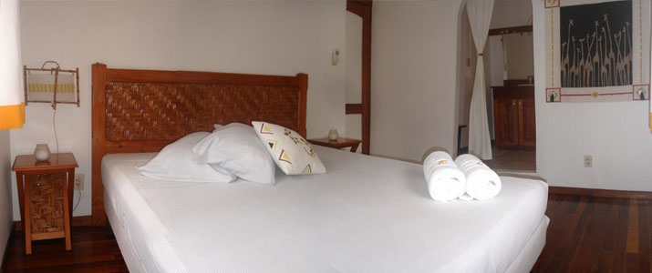 Beso Del Viento Parrita Playa Palo Seco Hotel Costa Rica Chambre