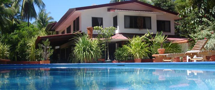 Beso Del Viento Parrita Playa Palo Seco Hotel Costa Rica Piscine
