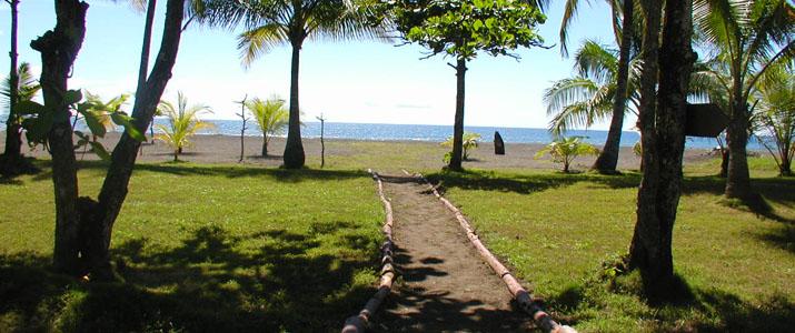 Beso Del Viento Parrita Playa Palo Seco Hotel Costa Rica Plage