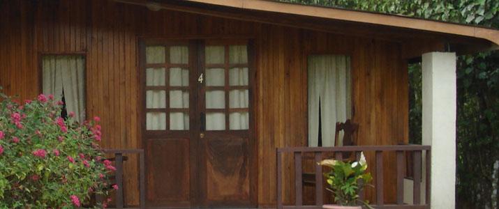 Belcruz B&B Monteverde Réserve Santa Elena Cabinas Bungalows Bois