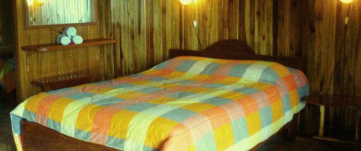 Belcruz B&B Monteverde Réserve Santa Elena Cabinas Bungalows Bois Chambre