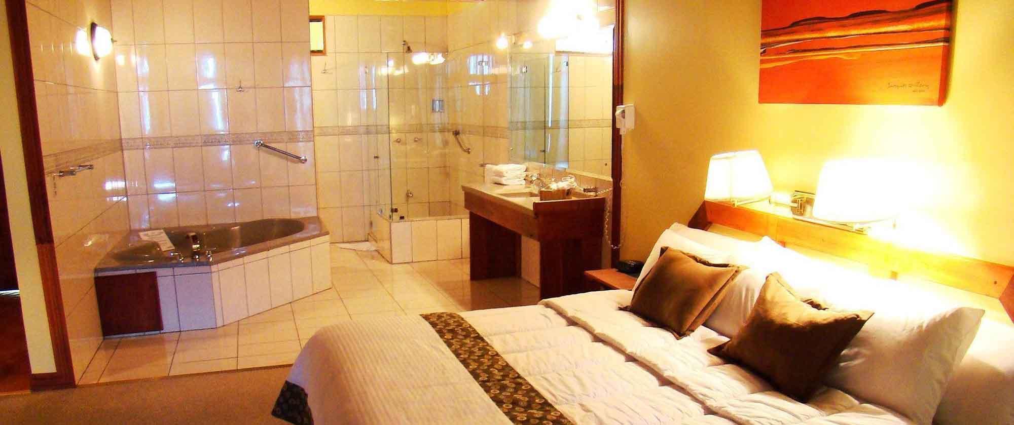 El Establo Mountain Hotel chambre