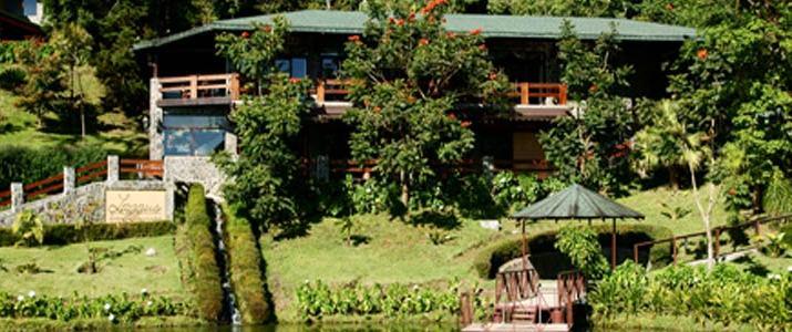 El Establo Mountain Hotel extérieur