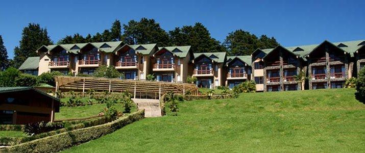 El Establo Mountain Hotel en pleine nature