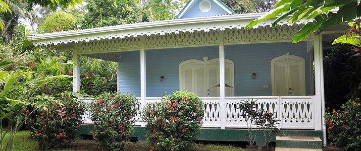 Playa negra Guesthouse Caraïbes sud Cahuita hôtel vue extérieur