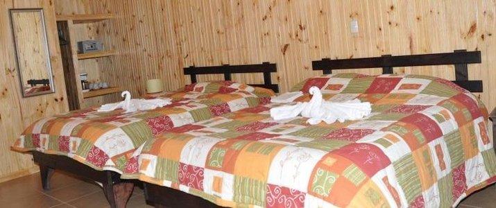 Sueño del bosque Hotel Costa Rica Lit