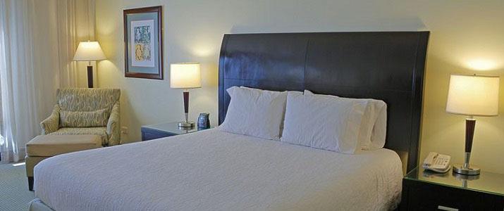 Hilton Garden Inn Liberia Airport Guanacaste chambre double luxe