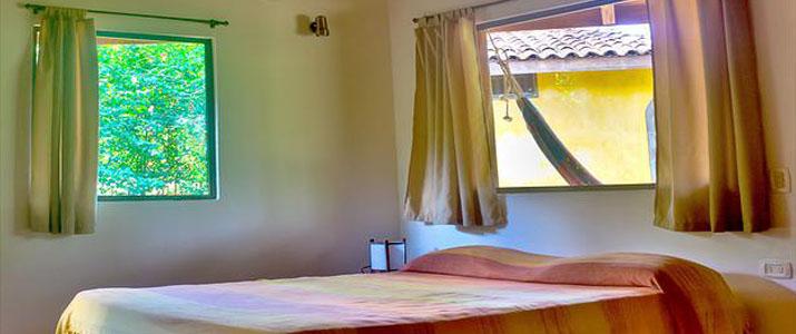 Mauna Loa Guanacaste Playa Avellanas chambre lit double