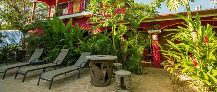 Conchal Hotel Guanacaste Playa Brasilito extérieur piscine