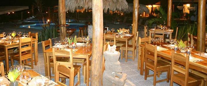Suizo Loco Lodge Caraïbes Sud Cahuita chambre restaurant