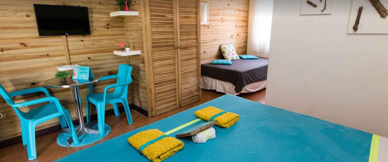 Quinta Esencia Guanacaste Playa Brasilito chambre lit king size