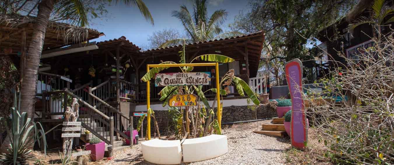 Quinta Esencia Guanacaste Playa Brasilito extérieur jardin
