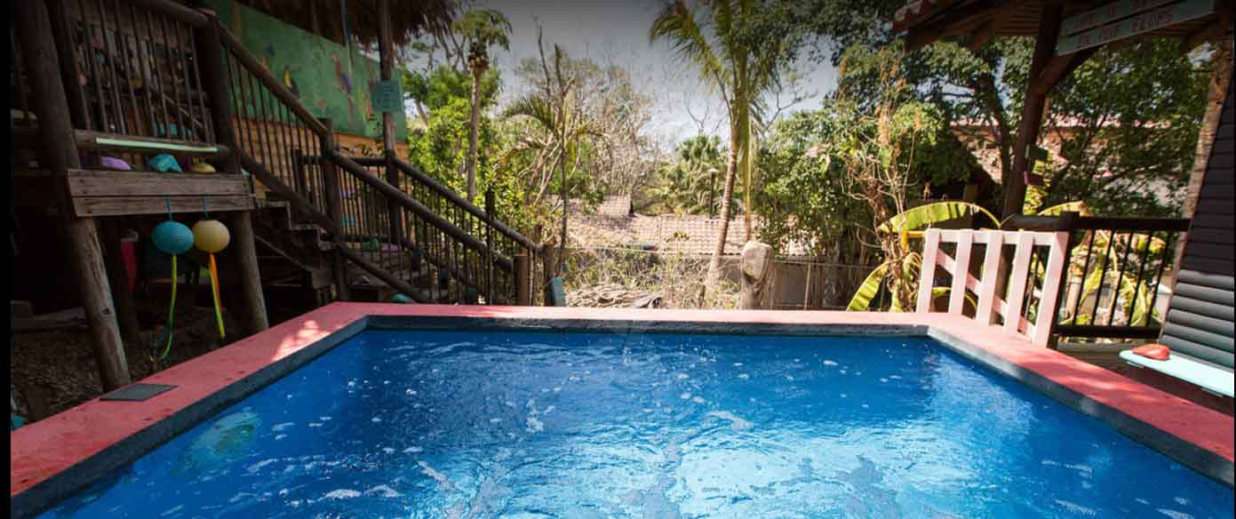 Quinta Esencia Guanacaste Playa Brasilito hôtel piscine