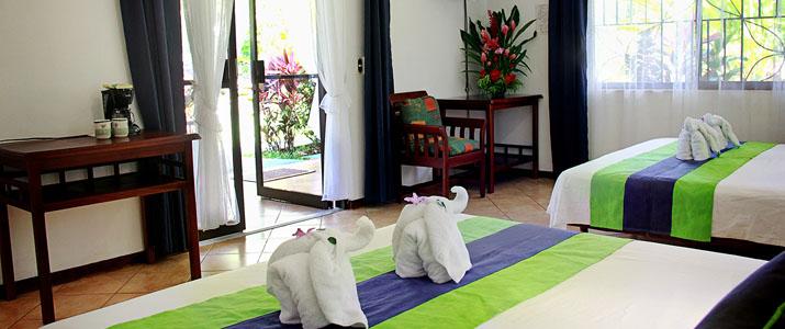 Villas Rio Mar Pacifique Sud Dominical Costa Rica Hotel Chambre