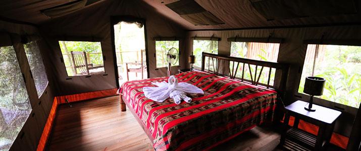 Rio Tico Safari Lodge Pacifique Sud Ojochal Costa Rica Hotel Chambre