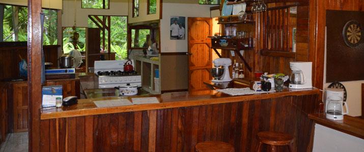 La Ponderosa Pacifique Sud Pavones Costa Rica Hotel Cuisine