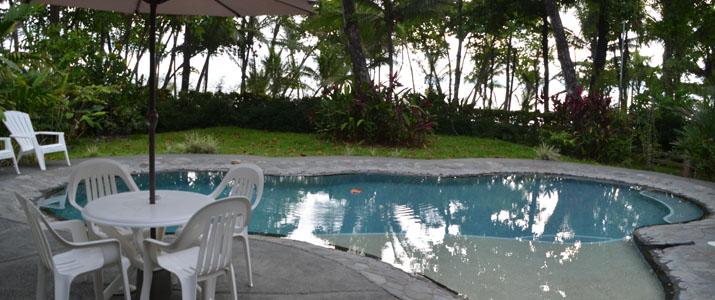La Ponderosa Pacifique Sud Pavones Costa Rica Hotel Piscine