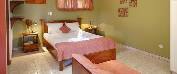 Villa Del Sol Guanacaste Playa del Coco chambre double