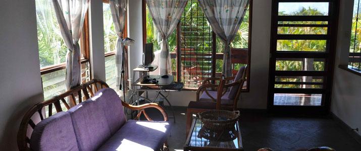 Villa Del Sol Guanacaste Playa del Coco intérieur salon