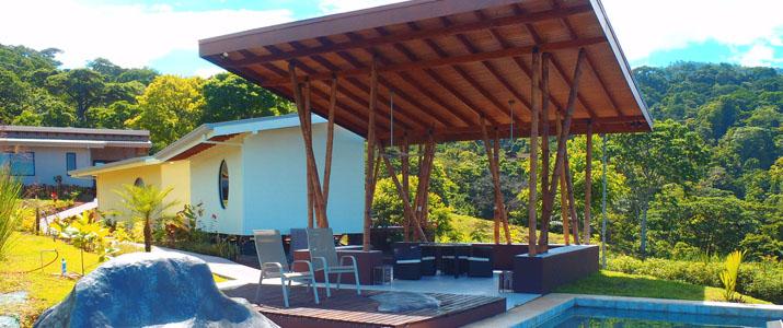 Eden Tica Lodge Uvita Pacifique Sud Costa Rica Hotel Chambre
