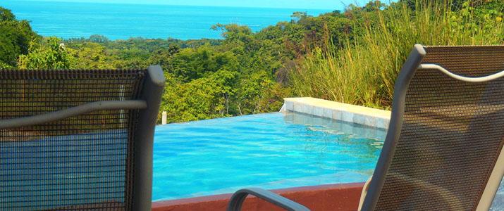 Eden Tica Lodge Uvita Pacifique Sud Costa Rica Hotel Chambre Piscine