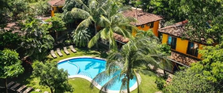 Villas Macondo Guanacaste Playa Tamarindo Chambre