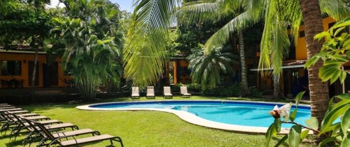 Villas Macondo Guanacaste Playa Tamarindo Appartements avec Piscine et Jardin
