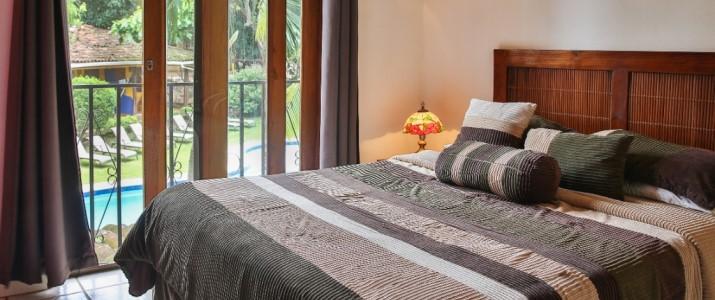 Villas Macondo Guanacaste Playa Tamarindo Jardin Piscine