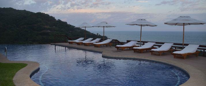 Punta islita piscine