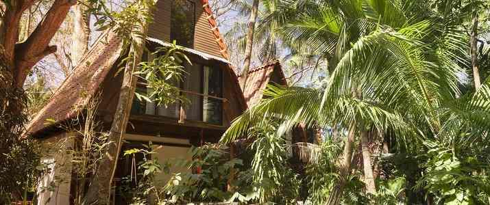Calala Lodge Nicoya bungalow