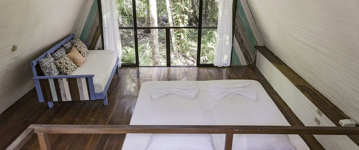 Calala Lodge Nicoya chambre