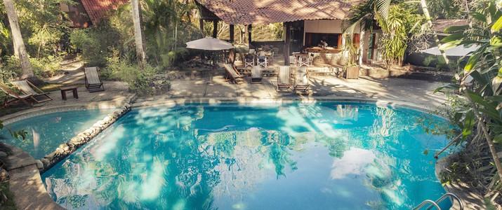 Calala Lodge Nicoya piscine
