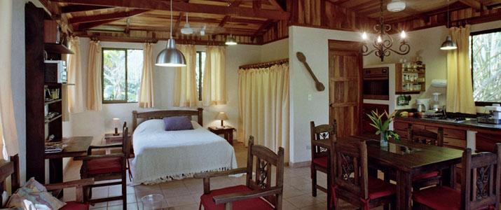Casas Pelicano villa intérieur