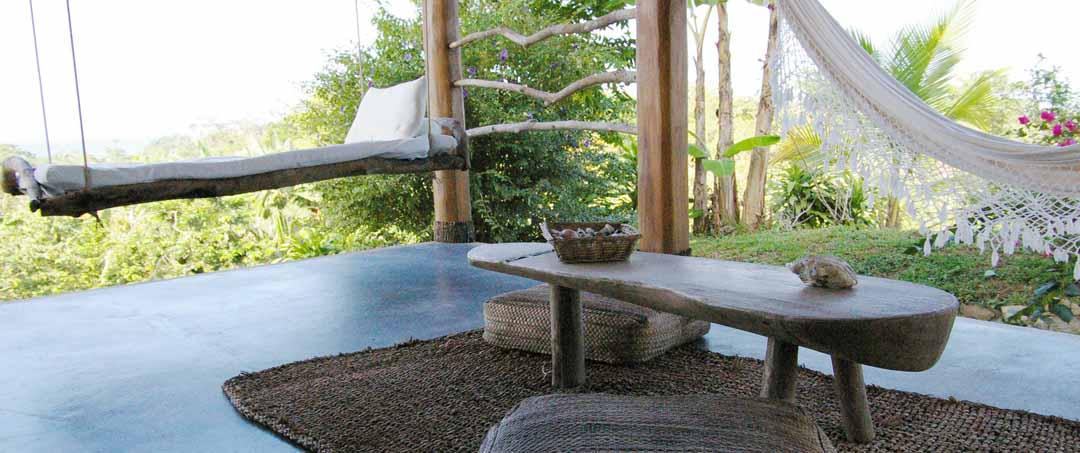 Ylang Ylang Manzanillo Nicoya Costa Rica Hotel Vue Terrasse