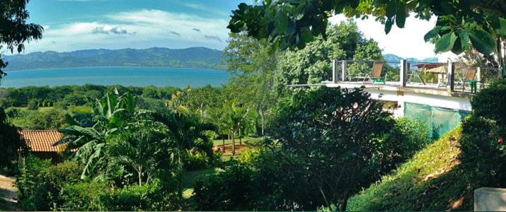 Blue Dream Guanacaste Bahia Salinas vue jungle