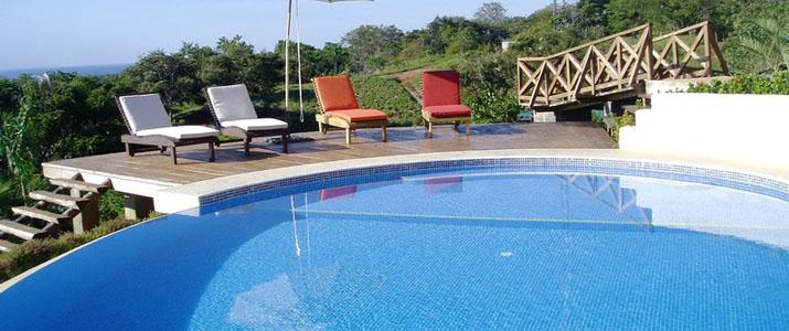 Punta india piscine