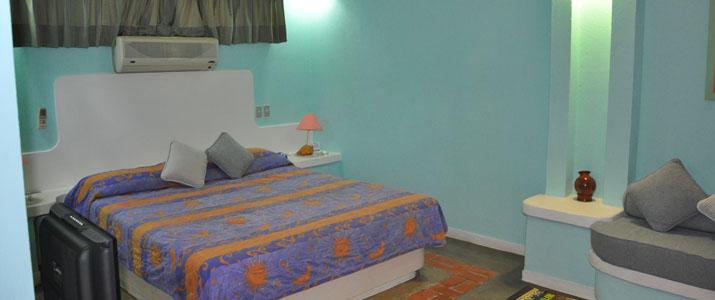 La Puerta del Sol Guanacaste Playa del coco chambre lit double