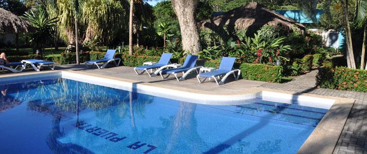 La Puerta del Sol Guanacaste Playa del coco  piscine