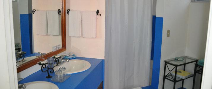 La Puerta del Sol Guanacaste Playa del coco salle de bain