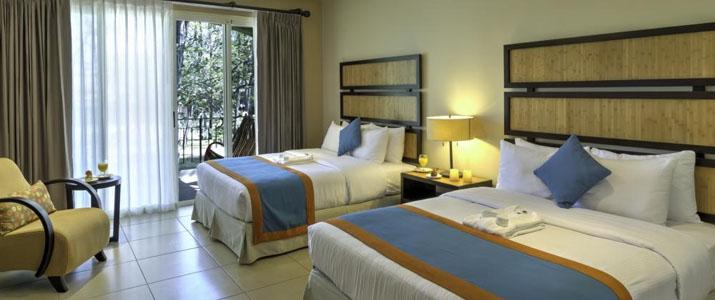 Casa Conde del Mar Guanacaste Playa Panama chambre double lit matrimonial